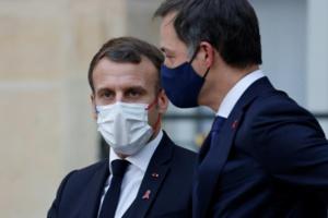 COVID-19 en France : Macron envisage une campagne de vaccination « entre avril et juin »