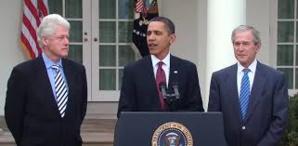 Coronavirus : Clinton, Obama et Bush sont prêts à se faire vacciner