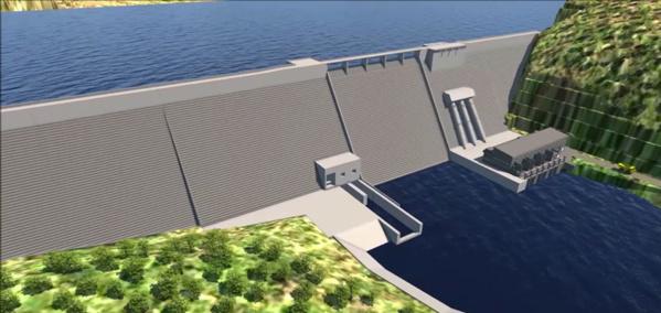 Sénégal/OMVG : la construction du barrage hydro-électrique de Sambangalou attribuée à Vinci pour 254 milliards FCFA