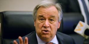 L'ONU appelle le monde à «déclarer l'état d'urgence climatique»