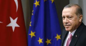 Erdogan veut «sauver» les relations entre la Turquie et l'UE