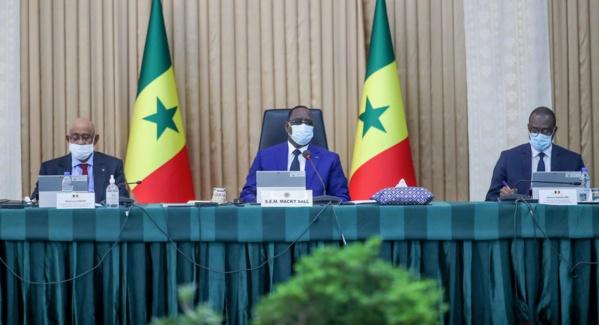 Conseil des ministres du 23 décembre 2020: le communiqué