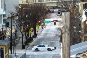 Explosion d'un camping-car à Nashville: l'enquête se poursuit