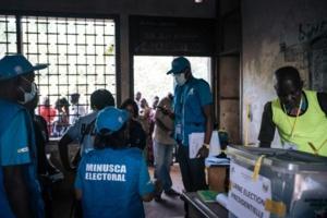 Présidentielle : Les Centrafricains ont voté sans l'explosion de violence redoutée
