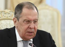 Serguei Lavrov, le chef de la diplomatie russe