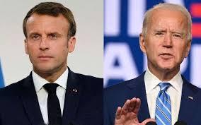 Biden-Macron : les minutes d'un entretien téléphonique