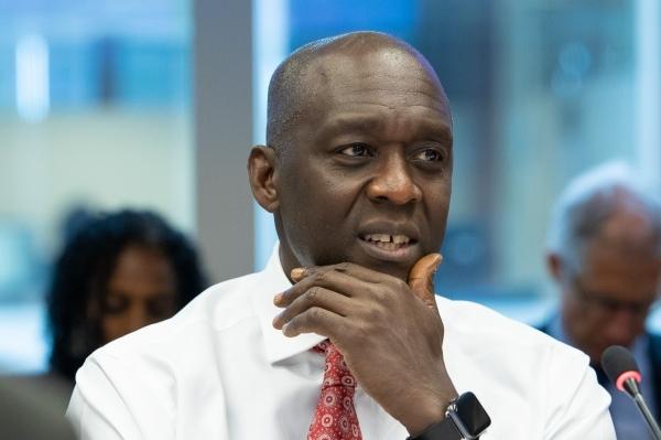 Makhtar Diop nommé directeur général et vice-président exécutif d'IFC (communiqué)
