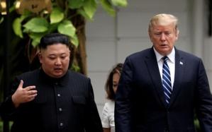 D'après la BBC, Trump aurait offert à Kim Jong-un un vol à bord de l'Air Force One
