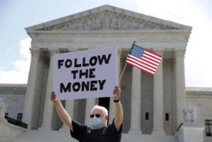 Déclarations d'impôt : La Cour suprême inflige un nouveau revers à Trump