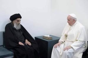 Irak : Le pape et l'ayatollah Sistani prient pour la paix