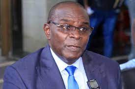 Aymérou Gningue, président du groupe parlementaire présidentiel