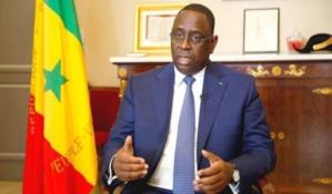 Tensions politiques : le Président Macky Sall appelle au calme et à la sérénité