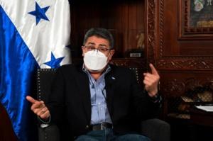 Narcotrafic : Le président du Honduras accusé d'aide au trafic de cocaïne