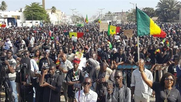 Le M2D reporte sa manifestation du samedi 13 sur demande de Serigne Mountakha Mbacké et lui transmet un mémorandum en 10 points