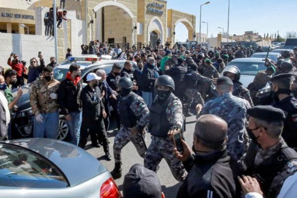 Jordanie : 7 malades du Covid-19 meurent après une panne d'oxygène, le ministre de la Santé renvoyé