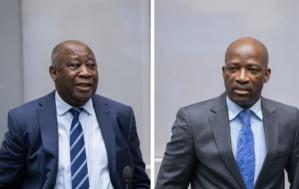 CPI : Laurent Gbagbo et Charles Blé Goudé seront fixés sur leur sort le 31 mars