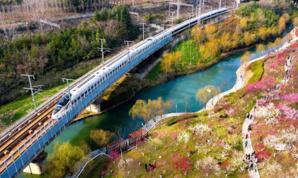 « La Chine continue à construire de nombreux chemins de fer dans les cinq ans à venir »