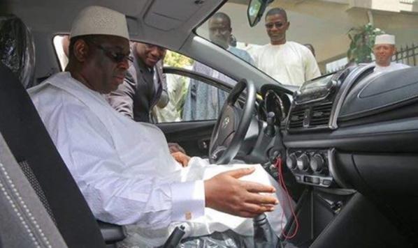 Parc automobile de l'Etat : Macky Sall change de cap dix ans plus tard, après 247 milliards FCFA dépensés
