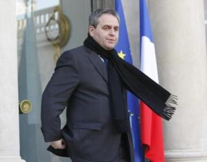 Xavier Bertrand, président de la région des Hauts de France