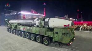 La Corée du Nord tire «un projectile non-identifié» dans la mer du Japon
