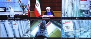 Nucléaire : Téhéran lance de nouvelles centrifugeuses interdites