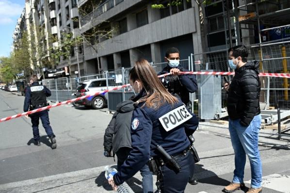 Fusillade devant un hôpital parisien : «Il ne s'agit pas d'un attentat terroriste»