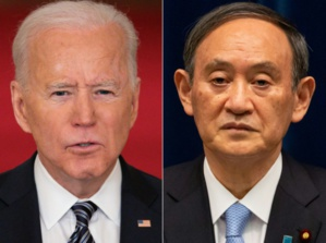 Diplomatie : Joe Biden fait front commun avec Tokyo face aux «défis» chinois