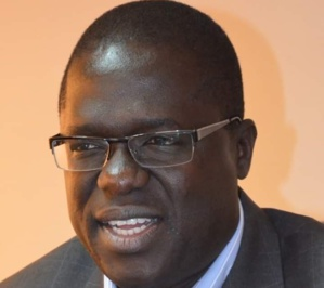 Le Recteur de l'UCAD, Pr Ahmadou Aly Mbaye