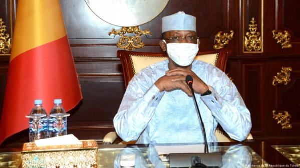 TCHAD: Idriss Déby Itno réélu avec près de 80% des voix, les rebelles du FACT à 500 km de Ndjamena