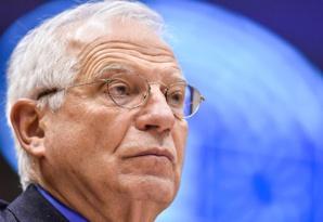 Josep Borrel, chef de la diplomatie de l'Union européenne