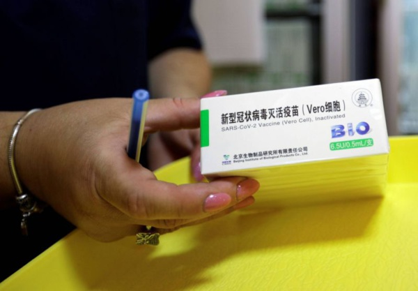 COVID-19 : L'OMS homologue d'urgence le vaccin chinois Sinopharm