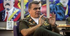 Vladimir Padrino Lopez, le ministre vénézuélien de la Défense