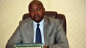 Oumar Guèye, ministre et porte-parole du gouvernement sénégalais