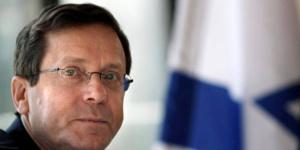 Isaac Herzog, successeur élu de Reuven Rivlin