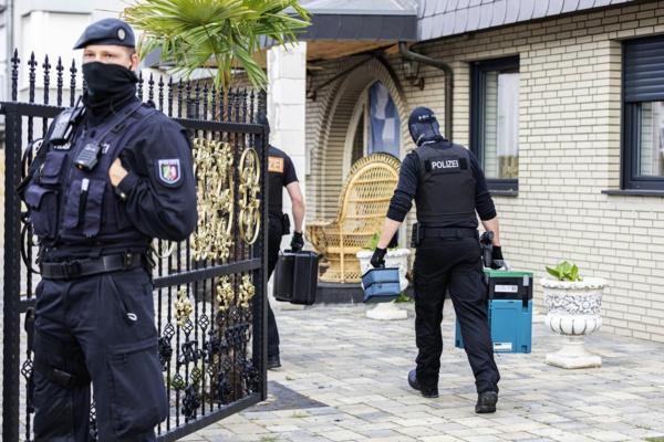 Crime organisé: 800 arrestations dans le monde