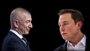 ÉTATS-UNIS : Plusieurs milliardaires, dont Bezos et Musk, ont échappé à l'impôt