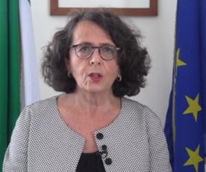 Marina Sereni, vice-ministre italienne des Affaires étrangères et de la Coopération internationale