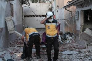 SYRIE : 18 morts dans des bombardements, un hôpital touché