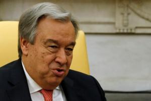 Le Portugais Antonio Guterres confirmé pour un deuxième mandat à la tête de l'ONU