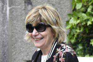 Mimi Marchand, figure de la presse people française.