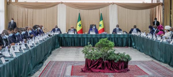 Conseil des ministres du 23 juin 2021: le communiqué