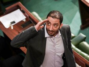 Le député Yassine Ayari