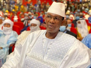 Choguel Maïga, le chef du gouvernement de transition malien