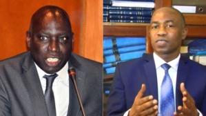 Madiambal Diagne (g) et Souleymane Teliko