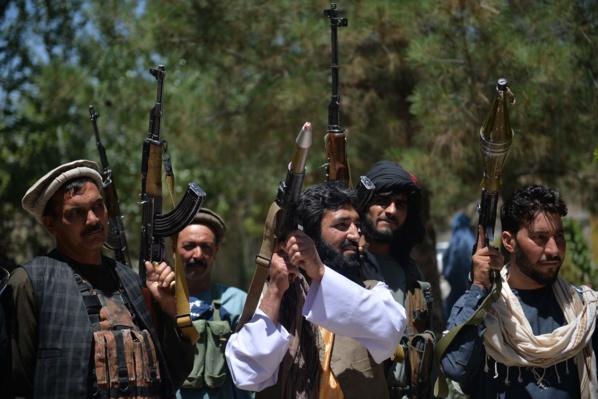 Afghanistan : L'avancée des talibans se poursuit