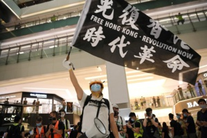 Hong Kong : Un important mouvement prodémocratie se dissout