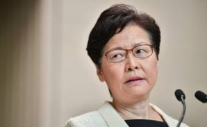 Hong Kong : La cheffe de l'exécutif demande à un organe juridique de rester à l'écart de la politique