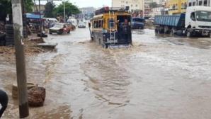 Sénégal: inondations à Dakar et dans plusieurs autres localités