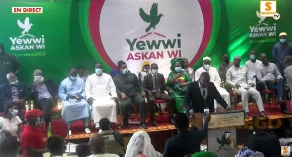 "Coalition d'opposition ""Yewwi Askan Wi"" : un pari audacieux, des garanties fragiles"