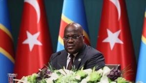 RDC-Turquie : Félix Tshisekedi sensibilise les investisseurs turcs à Istanbul